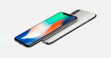 Безрамочный смартфон iPhone X — новый флагман Apple