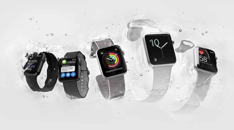 Вышли новые часы Apple Watch Series 3 с LTE и говорящим Siri