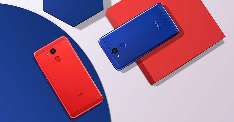 Huawei Honor V9 Play: недорогой смартфон на Android 7.0