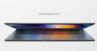 Представлен большой ноутбук Xiaomi Mi Notebook Pro