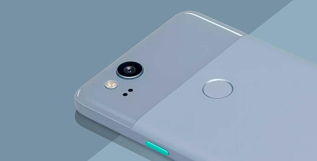 Основная камера Google Pixel 2 XL на 12-Мп