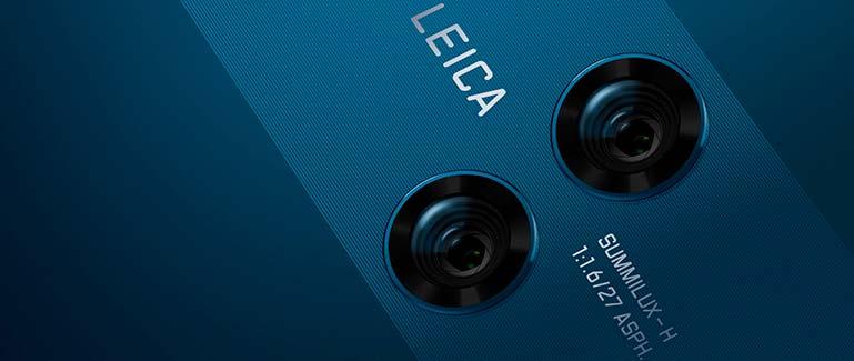 Huawei Mate 10: крутая сдвоенная камера Leica