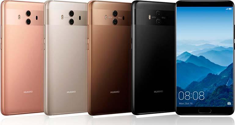 Цена Huawei Mate 10 от 699 евро