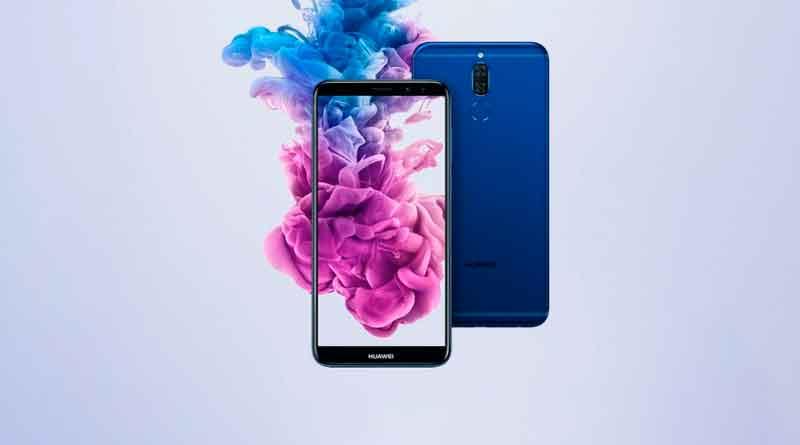 Nova 2i: первый смартфон с четырьмя камерами от Huawei