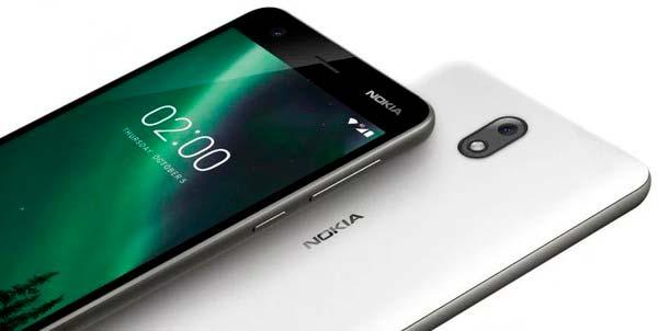 Nokia 2: экран на 5-дюймов, матрица LTPS