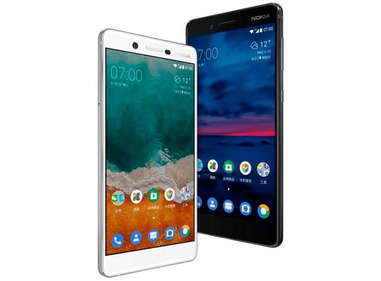 Цена Nokia 7 в Китае от $377