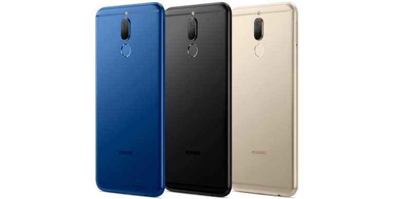 Цена Huawei Mate 10 Lite 349 евро
