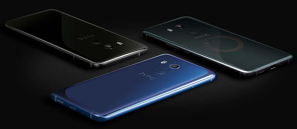 Новый HTC U11+: стекло Gorilla Glass 5 спереди и сзади