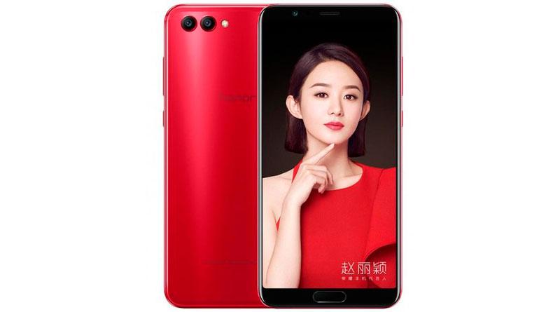 Вышел топовый металлический смартфон Huawei Honor V10