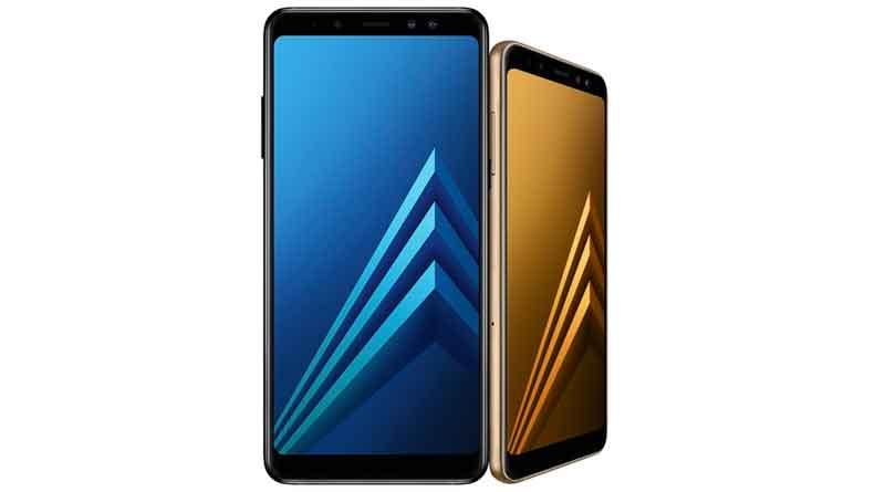 Вышли новые субфлагманы Samsung Galaxy A8 и A8+