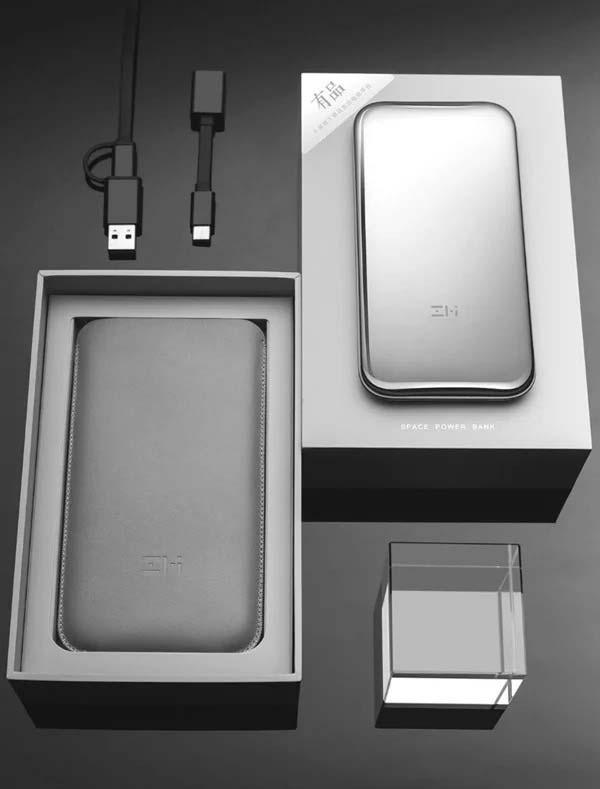 Металлический внешний аккумулятор ZMI: цена $39