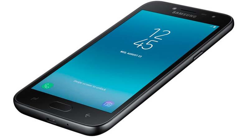 Samsung Galaxy J2 Pro - новый ультрабюджетный смартфон
