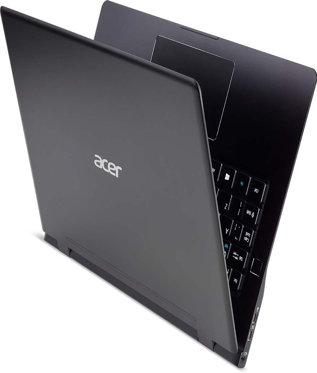 Acer Swift 7 - самый тонкий ноутбук в мире