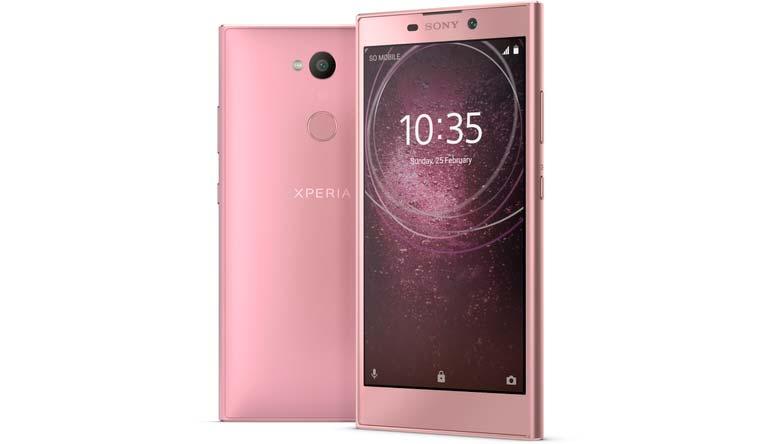 Новый смартфон Sony Xperia L2