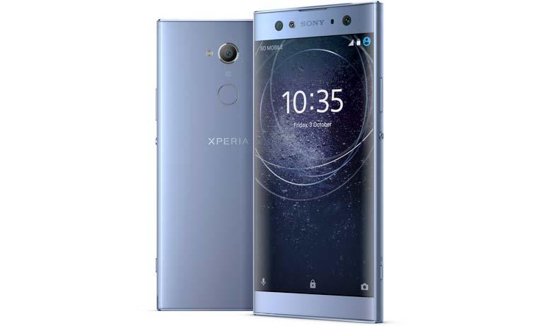 Новый смартфон Sony Xperia XA2 Ultra