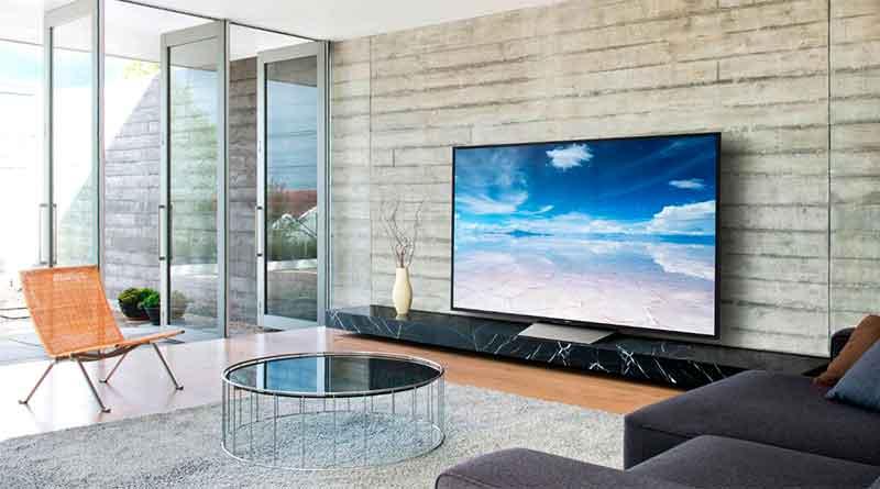 Телевизоры диагональю 75 дюймов. Цены и производители