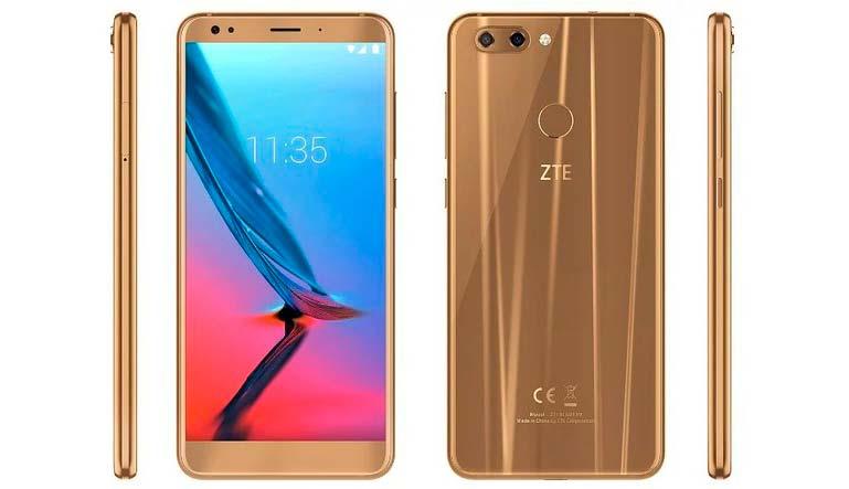 ZTE Blade V9: китайский смартфон с экраном 18:9