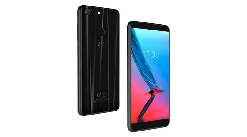 ZTE Blade V9: новый смартфон на Android 8.0 с экраном 18:9