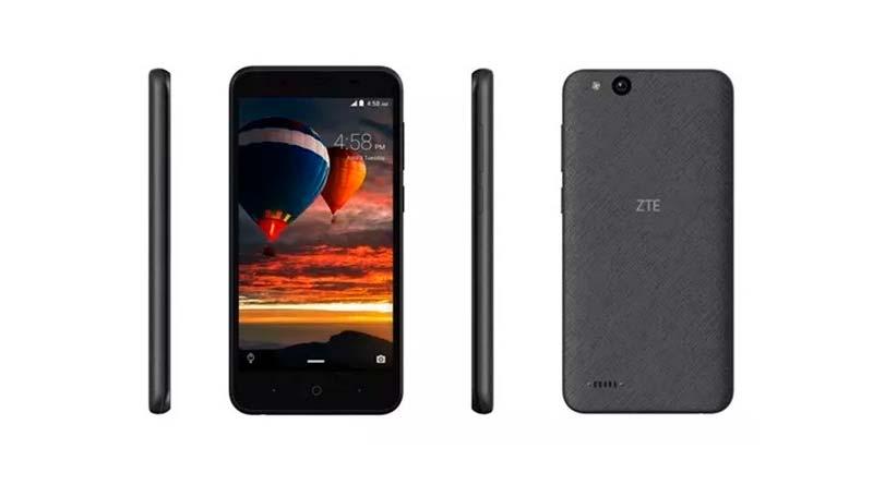 ZTE выпустила доступный смартфон Tempo Go на Android Go