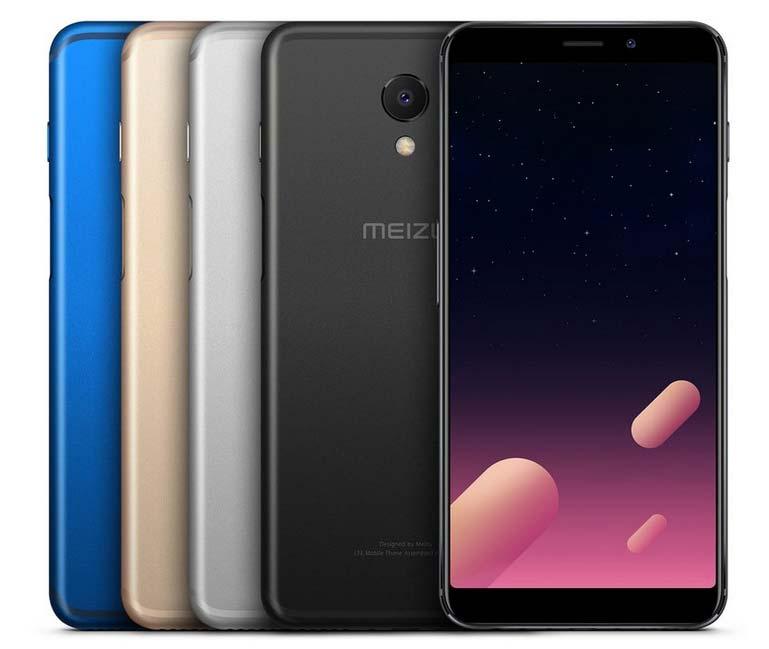 Meizu M6s: смартфон с металлическим корпусом