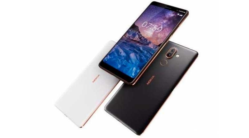 Новый середнячок Nokia 7 Plus с экраном 18:9 официально