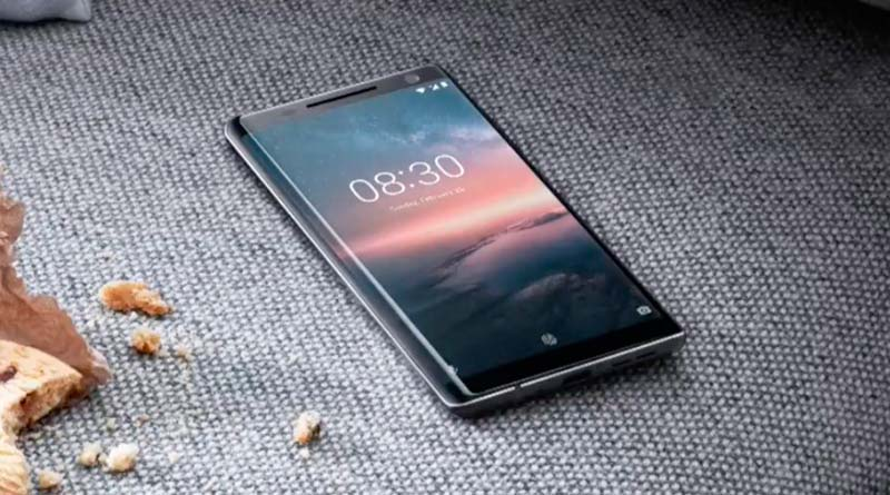 Компактный флагман Nokia 8 Sirocco обновился на 2018 год