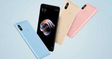 Новые Xiaomi Redmi Note 5 и 5 Pro показали официально