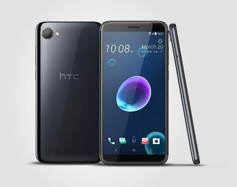 Недорогой смартфон HTC Desire 12