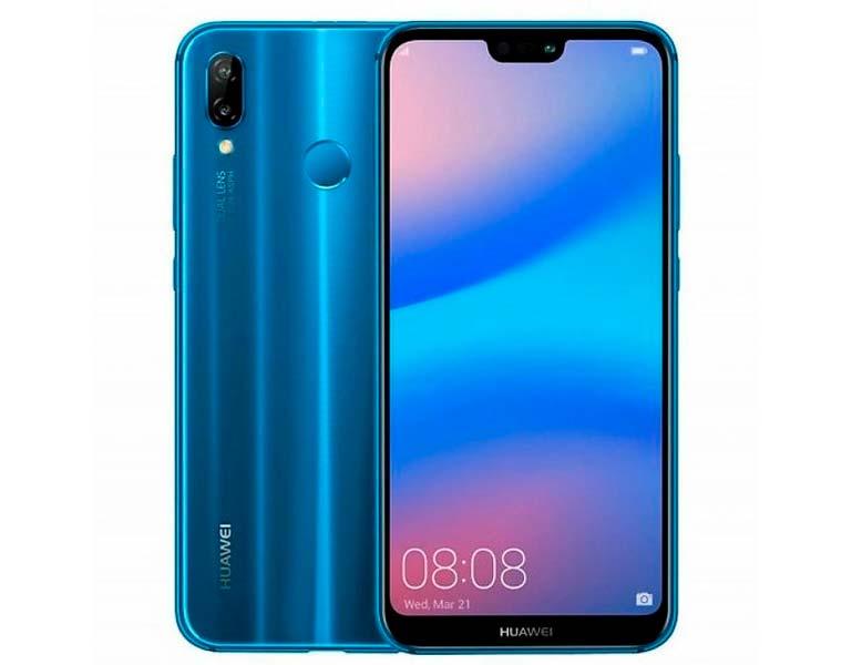 Huawei P20 Lite - дешевый ответ iPhone X на Android Oreo
