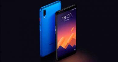 Вышел мощный смартфон среднего уровня Meizu E3 с экраном 18:9
