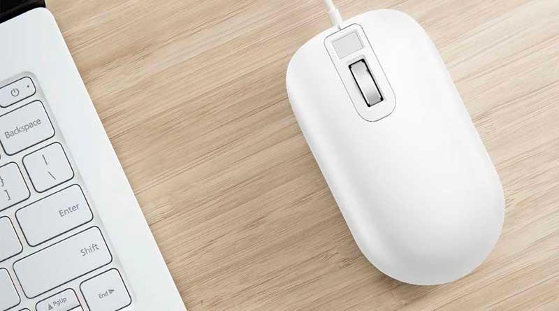 Под брендом MIJIA вышла мышь со сканером отпечатков от Xiaomi