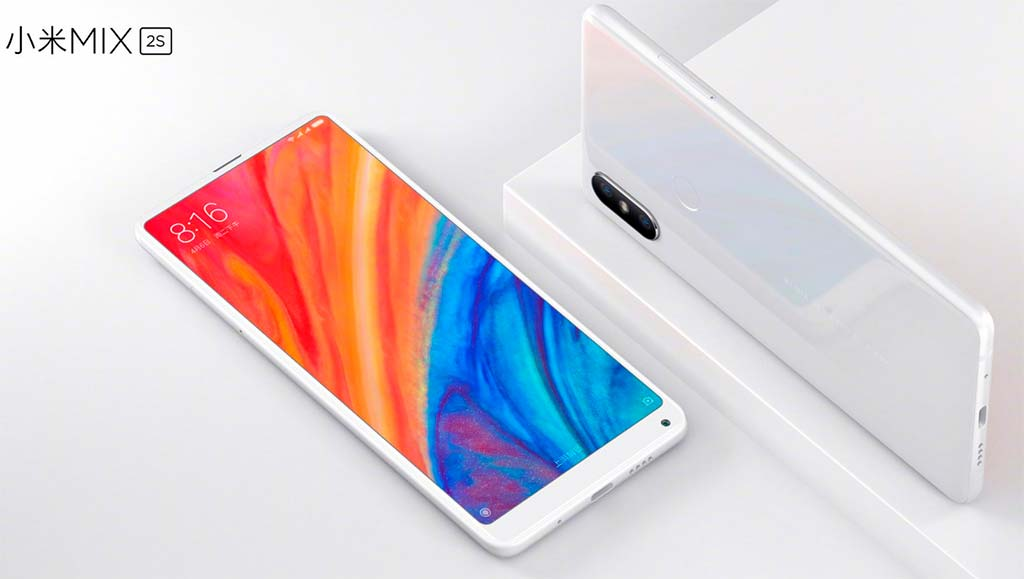 Цена Xiaomi Mi MIX 2S от $525
