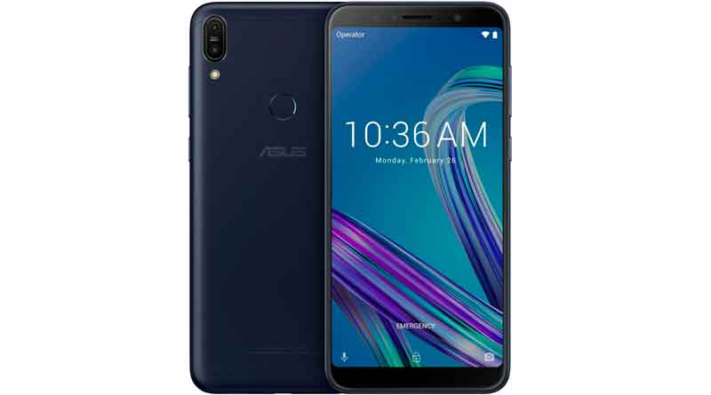 ASUS ZenFone Max Pro M1 - новый долгоиграющий смартфон