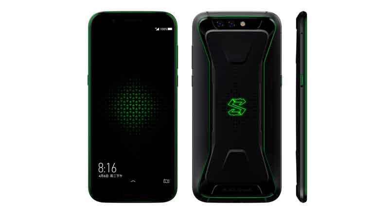 Xiaomi Black Shark - новый геймерский смартфон по цене $479