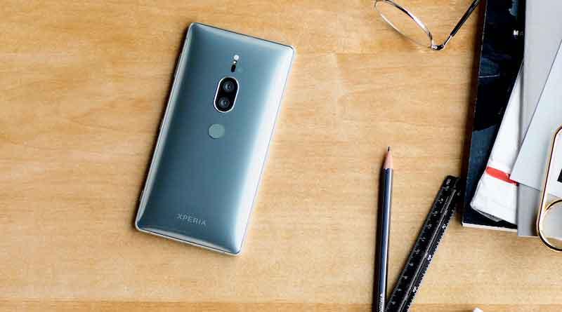 Топовый смартфон Sony Xperia XZ2 Premium официально