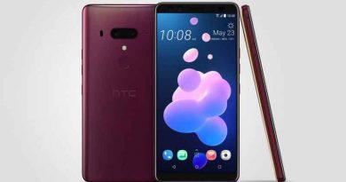 Флагманский смартфон HTC U12+ с четырьмя камерами официально