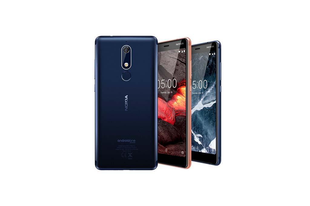 Nokia 5.1 - смартфон среднего уровня 2018 года