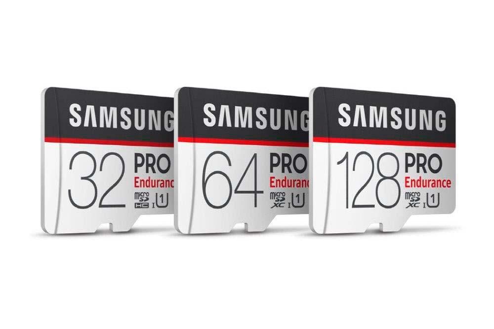Карты повышенной надежности Samsung microSD PRO Endurance