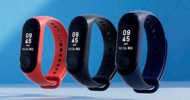 Новый фитнес-браслет Xiaomi Mi Band 3 вышел официально