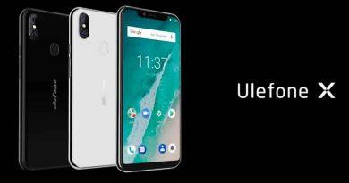 Китайский клон iPhone X от Ulefone вышел по цене $199