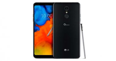LG Q Stylus - новый смартфон со стилусом на Android 8.1 Oreo