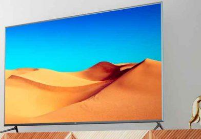 Вышел 75-дюймовый смарт-телевизор Xiaomi Mi TV 4