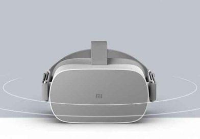 Xiaomi сделала шлем виртуальной реальности Mi VR Standalone