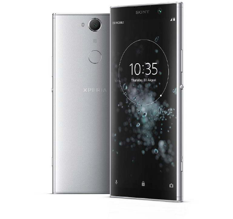 Sony Xperia XA2 Plus - смартфон с экраном 6,0-дюймов