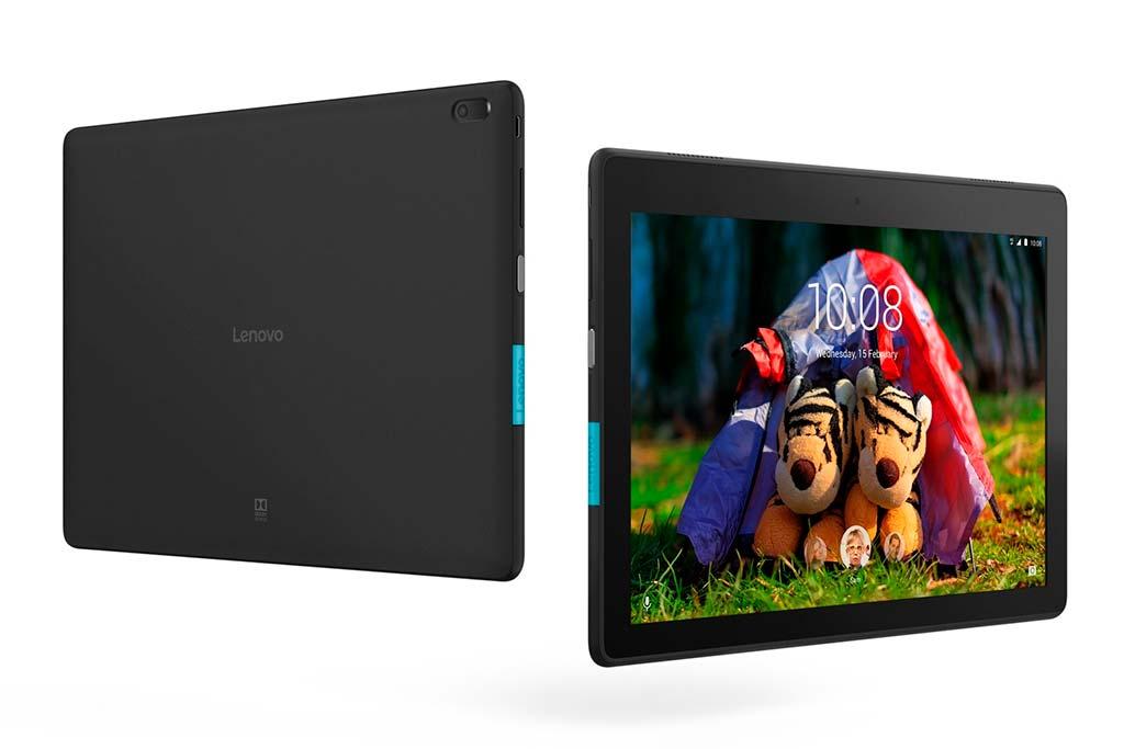 Большой планшет Lenovo Tab E10