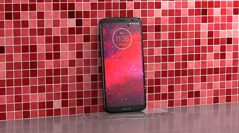 Новая Motorola Moto Z3 с модулем 5G Moto Mod официально