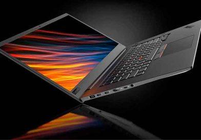 Вышли новые профессиональные ноутбуки Lenovo Thinkpad P1 и P72