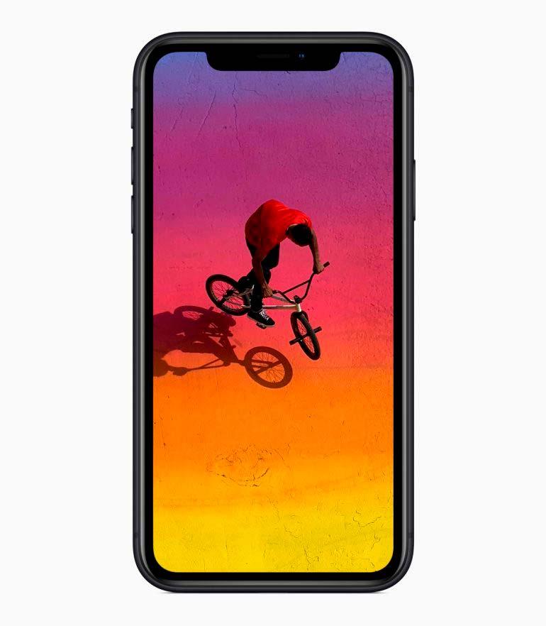 Селфи-камера Apple iPhone Xr с Face ID