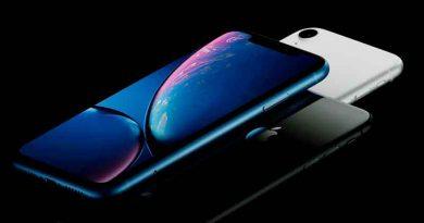 Новый iPhone Xr — смартфон начального уровня от Apple