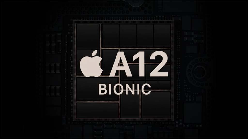 Процессор A12 Bionic с 6,9 млрд транзисторами внутри